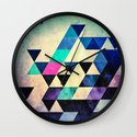 cyld syt Wall Clock