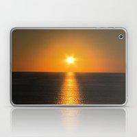 Caribbean Ocean Sunset Laptop & iPad Skin