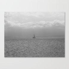 Amongst the Sea Canvas Print