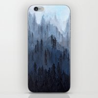 Mists No. 3 iPhone & iPod Skin