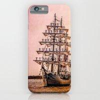 Tall ship Gloria iPhone 6 Slim Case
