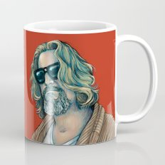 BIG LEBOWSKI- The Dude Abides Mug