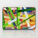 Lisa (stripes 11) iPad Case