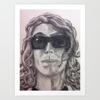 Copperhead Art Print