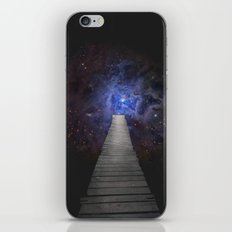 Don't Look Down iPhone & iPod Skin