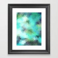 Mermaid Soup Framed Art Print