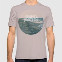 Dawn Patrol Mens Fitted Tee Cinder SMALL