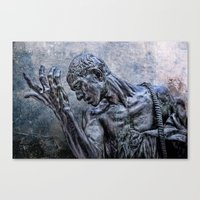 Lord, have mercy! Canvas Print