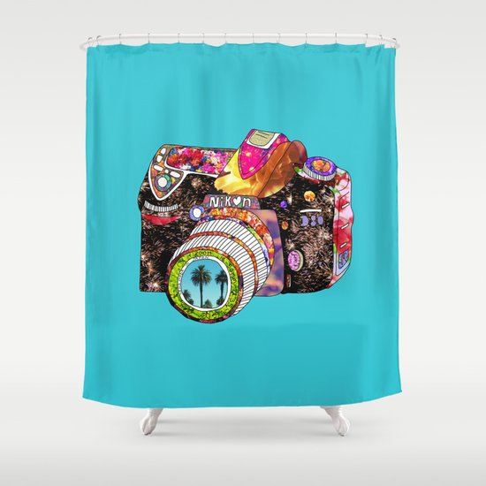 Picture This Shower Curtain