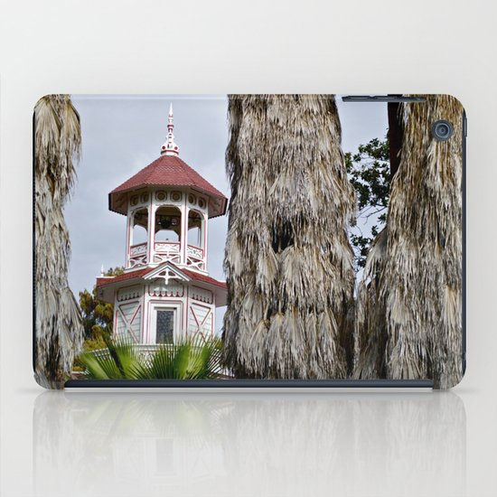 Queen Anne Cottage Bell Tower iPad Case