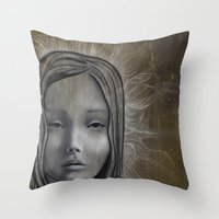 Mimitite Throw Pillow