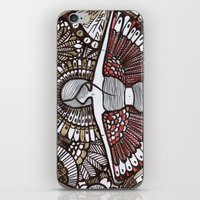 Freedom Feeling iPhone & iPod Skin