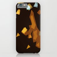 iPhone & iPod Case featuring Trainwreck by Sam Wenke