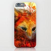 Fox in Sunset III iPhone 6 Slim Case