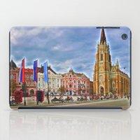 Novi Sad Serbia iPad Case