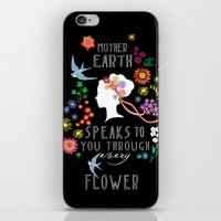 Mother Earth iPhone & iPod Skin