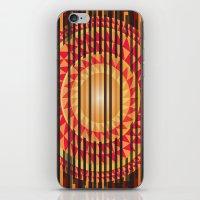 Hidden Sun iPhone & iPod Skin