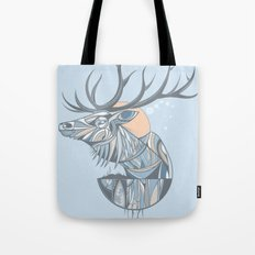elk root blue Tote Bag