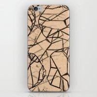 Geometric Pattern 1 iPhone & iPod Skin