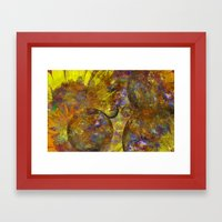 Vincents Dream Framed Art Print
