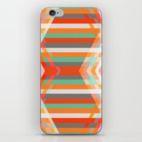 DecoChevron iPhone & iPod Skin