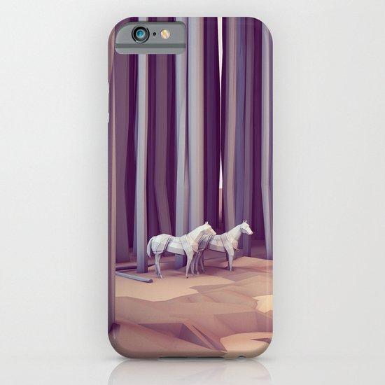 William Blake's Horses iPhone & iPod Case