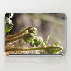 Young Ferns iPad Case
