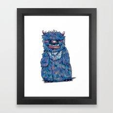 Snervult Framed Art Print