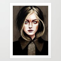 Leia Cole Art Print