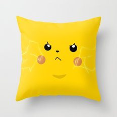PikachuDesign  Throw Pillow