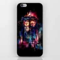 All Of Time And Space iPhone & iPod Skin