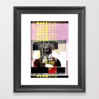 DRED Framed Art Print