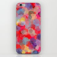 Confetti(colorful). iPhone & iPod Skin