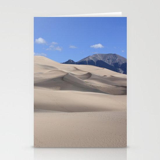 Great Sand Dunes Stationery Card