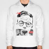 Hoody featuring Hello.L.A. by thisisHELLOLA