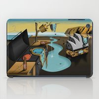 Where Time Stands Still - Surreal Sydney  iPad Case