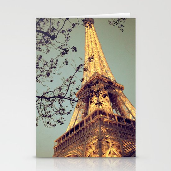 The Blue Hour Stationery Card