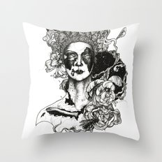 Wildhoney Throw Pillow