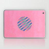 Circle Of Lines Laptop & iPad Skin
