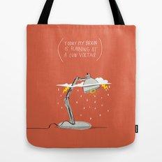 LOW VOLTAGE Tote Bag