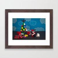 Henchmen Gifts Framed Art Print