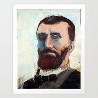 1881 Killed James A. Gar… Art Print