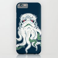 iPhone & iPod Case featuring Stormthulhu by Hillary White
