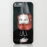 iPhone & iPod Case featuring Encarnación: Verbo Divino by Topiz