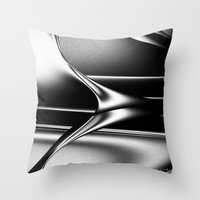 Smooth Moves Throw Pillow