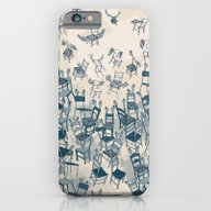 Armchairs And Wingchairs iPhone 6 Slim Case
