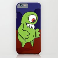 Space Character iPhone 6 Slim Case