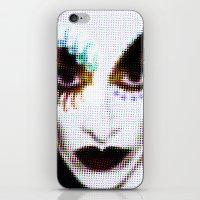 DIAMANDA iPhone & iPod Skin