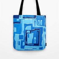 SPLASH!!! Tote Bag