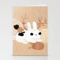 Wolpertinger Stationery Cards